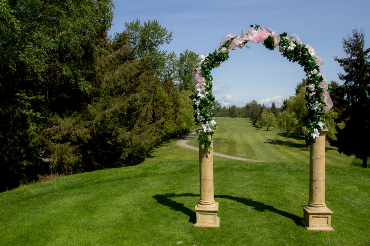 Fort Langley Golf Course Weddings And Events